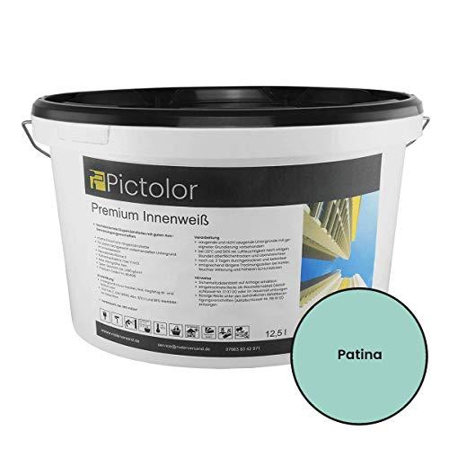 Pictolor Premium Innenweiß 12,5 Liter Patina