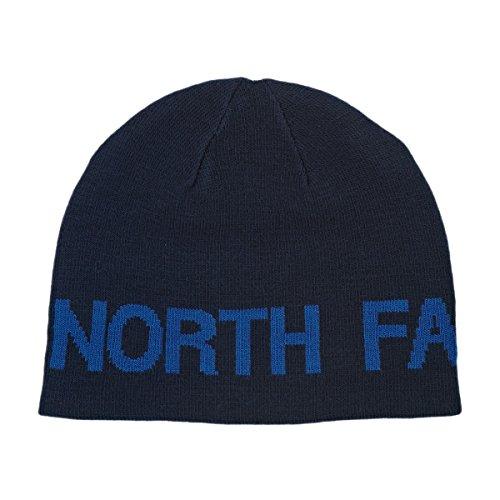 The North Face Mütze Reversible Banner - Gorro para Mujer, Color Azul, Talla Talla única