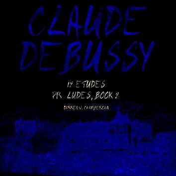 Claude Debussy: Préludes & Etudes