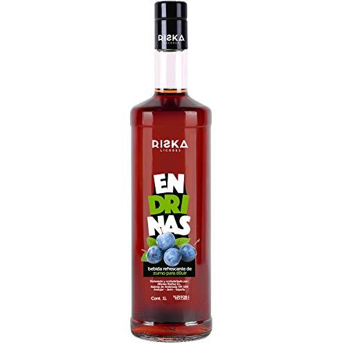 RISKA - Endrinas Licor Sin Alcohol 1L