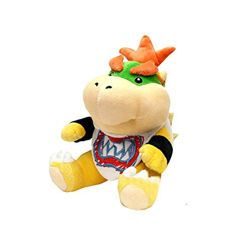 WZNING Cartoon Pluche Doll Figurine Kuba Pop Met bedrukken of borduren knuffel Knuffels omlaag Cotton Ragdoll for Super Mario Boy Girl Birthday Holiday Gift (Color : B)