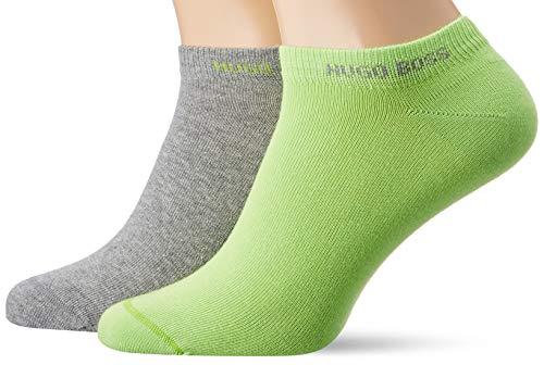 BOSS Herren 2p As Color Cc Innensocken, Bright Green321, 39-42 EU
