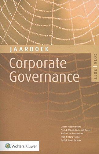Jaarboek corporate governance 2016-2017