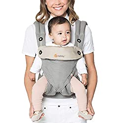 Latest Ergo Four Position baby carrier
