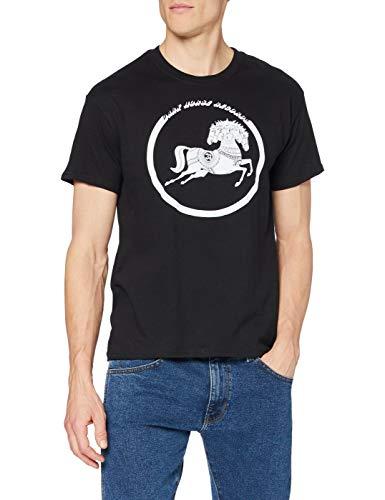 George Harrison - Dark Horse - T-shirt Homme, Noir - Noir, Small