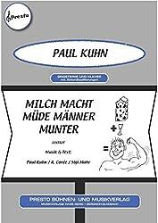 Milch macht müde Männer munter (German Edition)