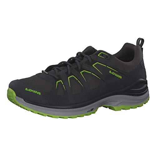 Lowa Herren Trekkingschuhe Innox Evo GTX 310611 Anthracite/Lime 44