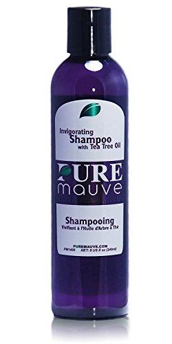 Pure Mauve Invigorating Tea Tree Shampoo 240ml