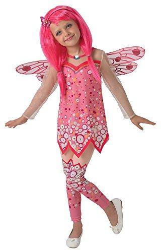 Rubie's Kinder Kostüm Mia and me Deluxe Fee Elfe Karneval Fasching S(3-4J.)