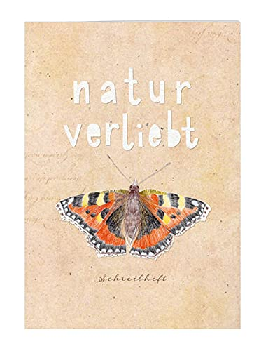 natur-verliebt: Schreibheft