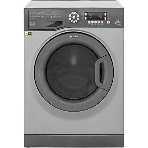 Hotpoint Ultima FDD9640G 9Kg / 6Kg Washer Dryer with 1400 rpm - Graphite