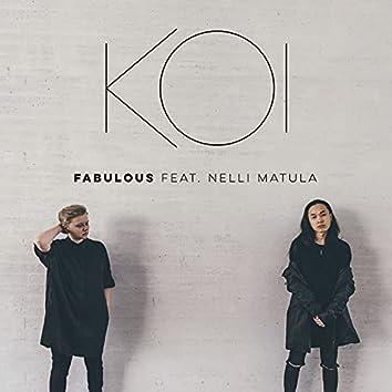 Fabulous (feat. Nelli Matula)