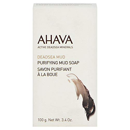Ahava Purifying Mud Soap - Deadsea Mud - Schlammseife