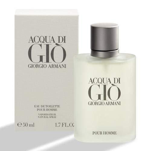 Price comparison product image Acqua Aqua Di Gio By iorgio Arman EDT Spray For Men 1.7 OZ / 50 ml
