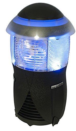 Sandokan Insect Killer Star Zan 4.0 – Lampada Elettroinsetticida Zanzariera Elettrica Lampada Antizanzare Sterminatore Insetti