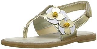 Umi Kid's Marin Sandal Gold 29 M EU/11.5 M US Little Kid [並行輸入品]