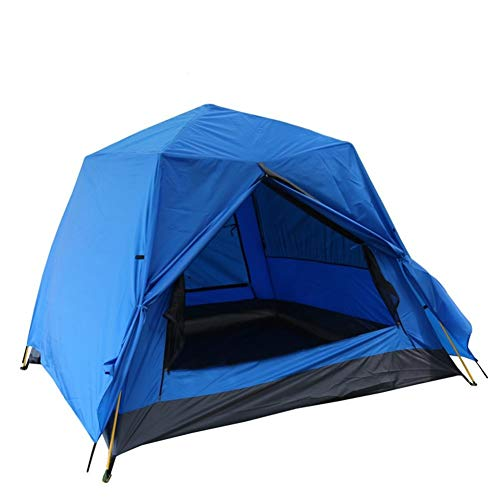Nanna Tent for Automatic Instant Portable Dome Tent Water Resistant UV Protection Sun Shelter Camping Tent Unisex Outdoor Dome Tent