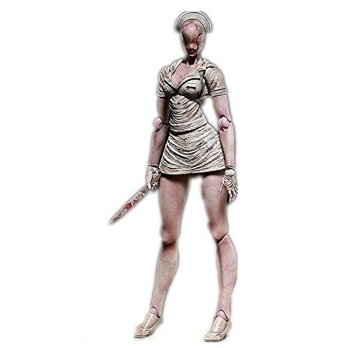 From HandMade Die Silent Hill Abbildung Sprudeln Krankenschwester Abbildung Action-Figur
