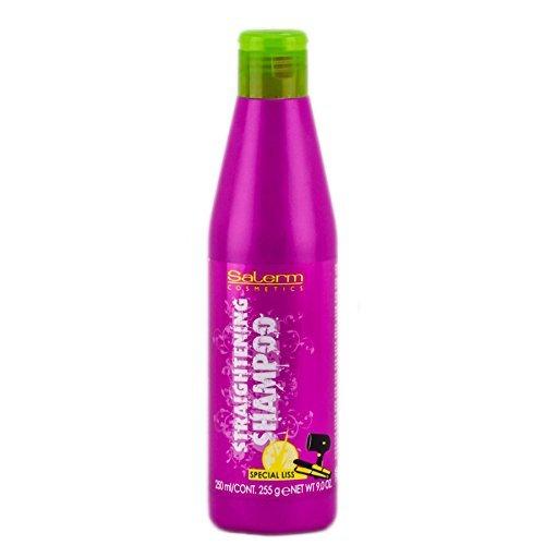 Salerm Straightening Shampoo 9oz [SEALED]