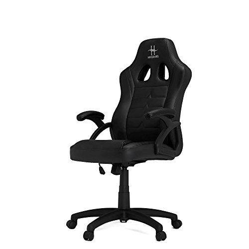 HHGears SM-115 Gaming Chair Black chair gaming HHGears