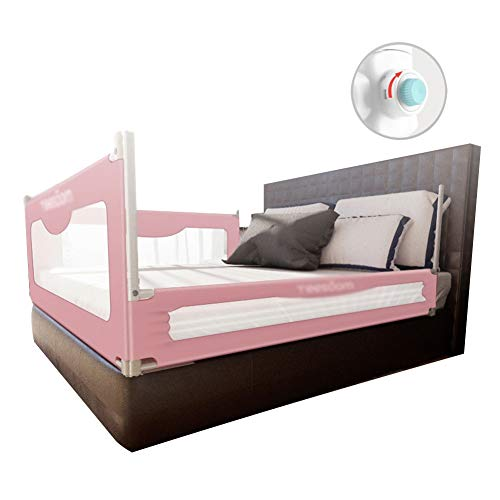 Great Price! XJJUN Bed Rail Baby Baffle Vertical Lifting Mute Height Adjustable Large Bed Ventilatio...