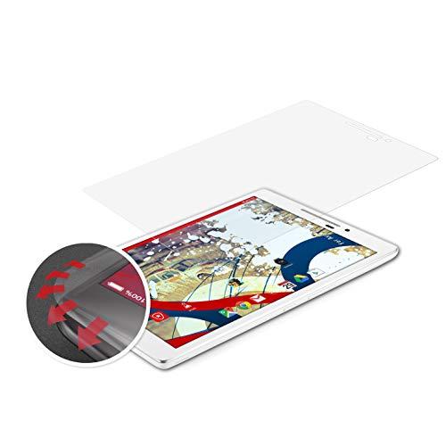 atFolix Schutzfolie kompatibel mit Asus ZenPad 7.0 Z370C Folie, entspiegelnde & Flexible FX Bildschirmschutzfolie (2X)