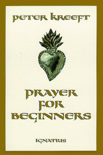 Prayer for Beginners (English Edition)