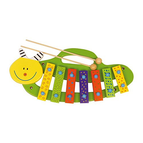 Small foot company - 6132 - Jouet Musical - Xylophone - Chenille