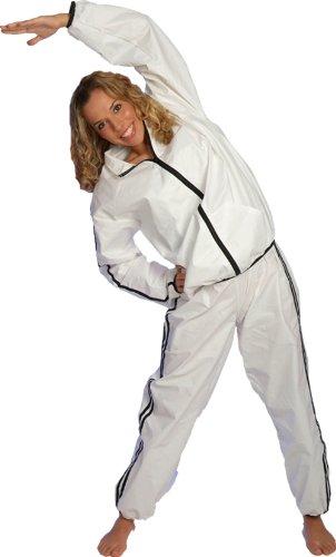 Hydas Sauna-Anzug Gr. S - M (mit Reißverschluss)