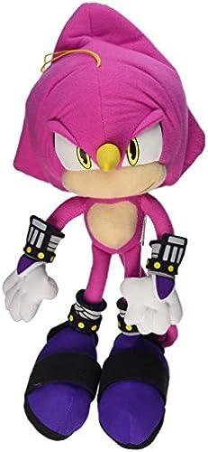 Great Eastern Sonic The Hedgehog 30,5cm Espio die Chameleon Voll Plüsch