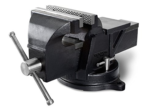 Tekton 54006 6inch bench vise combination
