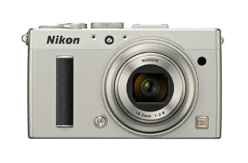 Nikon COOLPIX A 16.2 MP Digital Camera with 28mm f/2.8 Lens (Silver) (Discontinued by Manufacturer)