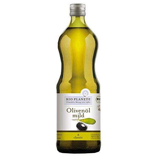 Bio Planete Bio Olivenöl mild nativ extra (1 x 1000 ml)