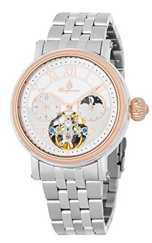 Burgmeister Reloj Caballero automatico Lakewood, BM344-311