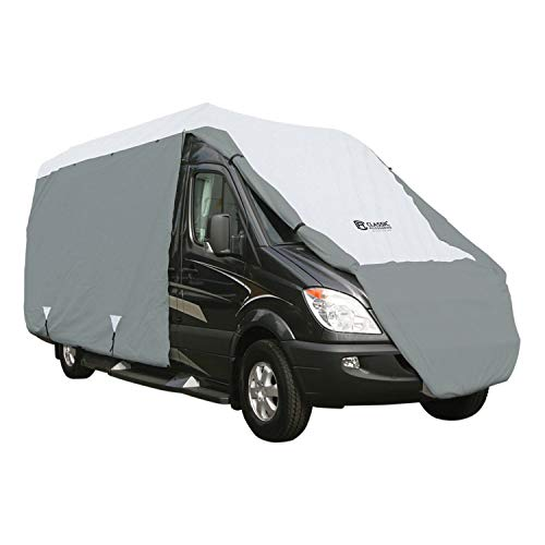Classic Accessories Over Drive PolyPRO3 Deluxe Class B RV Cover, Fits 20' - 23' RVs (80-104-151001-00)
