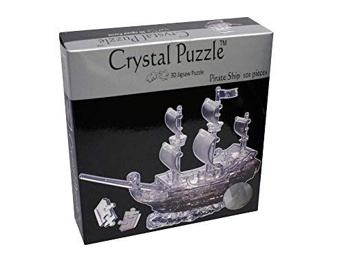 Funtime Barco pirata Cristal puzzles