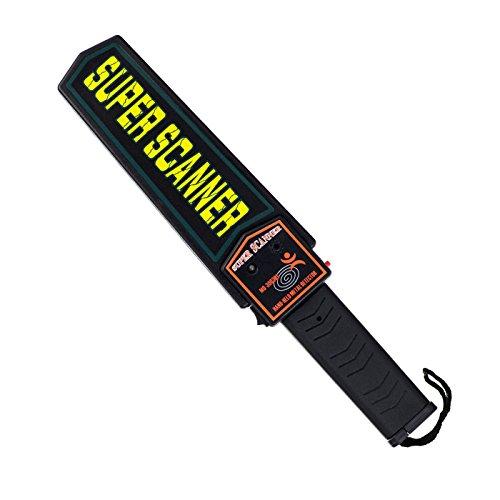 Hand-Metalldetektor Metal Detector Metal Check MD-3003B1 EIN–Handscanner für Metalle von Kobert – Goods