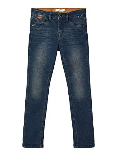 NAME IT Slim Fit Jeans für Jungen in blau 134