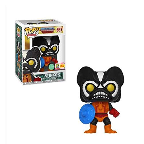 Funko Pop Television : Masters of The Universe - Stinkor 3.75inch Vinyl Gift for TV Fans SuperCollection
