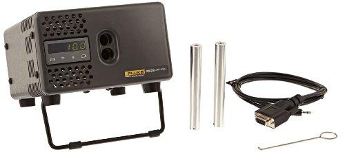 Fluke Calibration 9102S-156 HDRC Handheld Dry-Well Low-Temperature Calibrator, -10 to 122°C Temperature Range, 94-234V