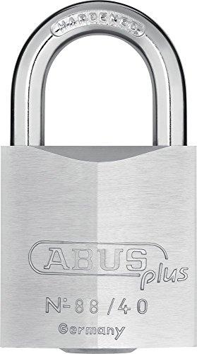 Abus 88/40 88 Series Solid Brass Padlock Keyed Alike, Plus...