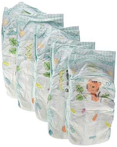 Pampers Baby-Dry Pants pieluchy, 2 sztuki