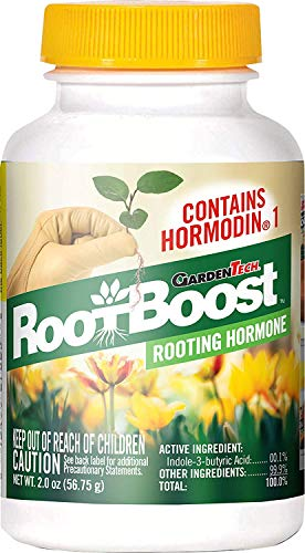 RootBoost 100508075 Rooting Hormone Powder, 2 oz Green (2 Pack)