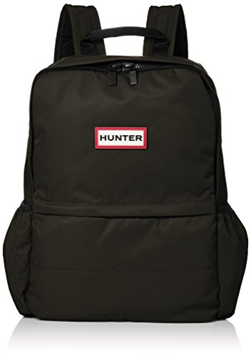 Hunter Hunter Original Laptop Backpack Dark Olive One Size