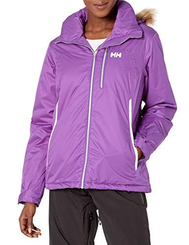 Helly Hansen Damen Skijacke W Sunshine Jacket, Sunburned Purple, L, 65517
