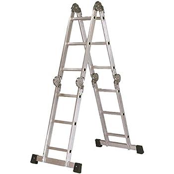 Arcama MP03 Escalera articulada multiposiciones: Amazon.es: Bricolaje y herramientas