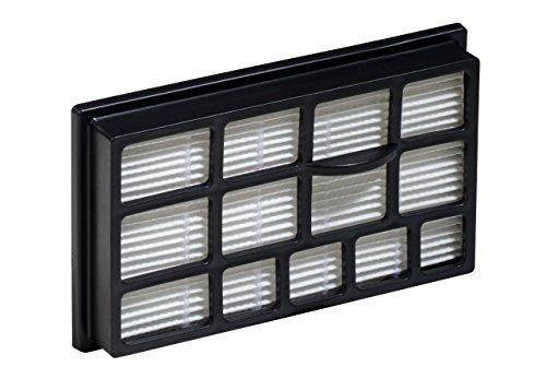 CONCEPT Hausgeräte 42391510 Bodenstaubsauger-Filter Weiß