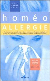 Homéo allergie de Docteur Roland Sananès ( 1 mars 2001 )