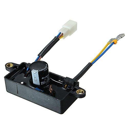 Ils - 2500 Watt Generador AVR Regulador de Voltaje automático AVR rectificador 2.5KW