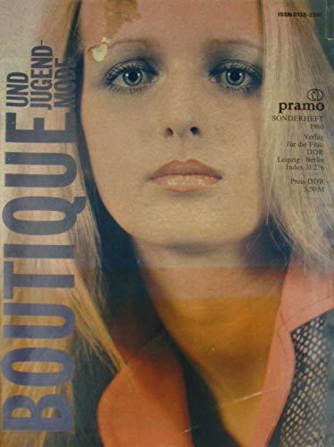 Pramo Sonderheft Boutique und Jugendmode 1980